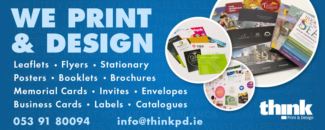 Print | Design | Web | Signage - Print and Design Company in Wexford ...