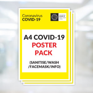 Covid-19 Poster Pack