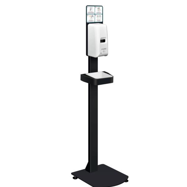 Covid-19 Floor Standing Dispenser